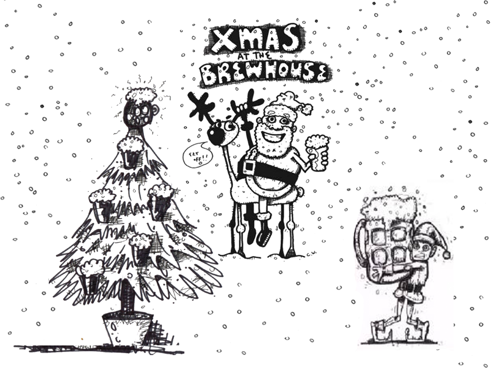 Christmas   Cambridge Brew House